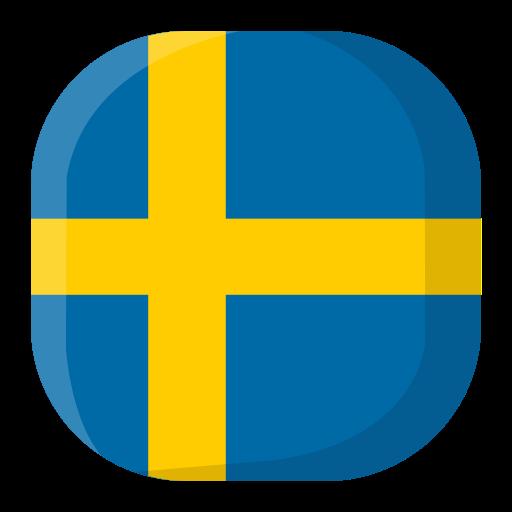 bild på svensk flagga